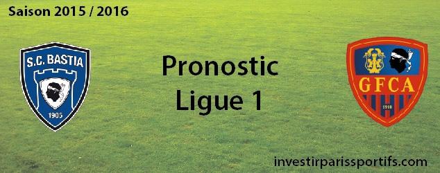 Pari n°29 – Bastia / Ajaccio – Ligue 1