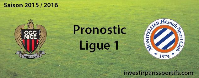 Pari n°38 – Nice / Montpellier – Ligue 1