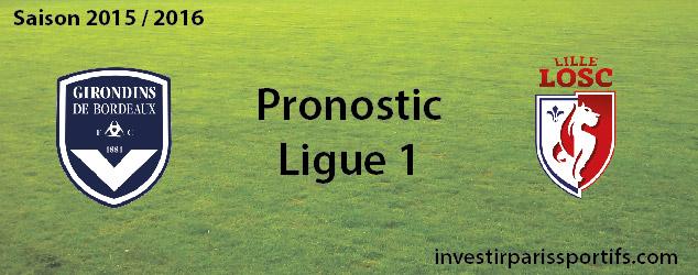 Pari n°43 – Bordeaux / Lille – Ligue 1