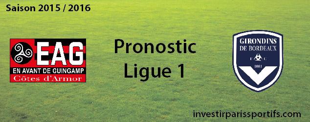 Pronostic investirparissportifs.com - Investir paris sportifs EAG FCGB