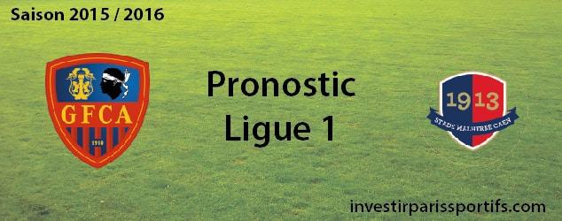 Pronostic investirparissportifs.com - Investir paris sportifs GFCA SMC