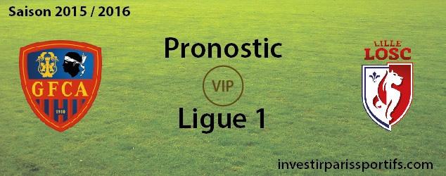 Pronostic investirparissportifs.com - Investir paris sportifs GFCA LOSC VIP