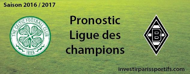 [PUBLIC] Pari n°4 – Celtic Glasgow – Borussia M'gladbach – Ligue des champions