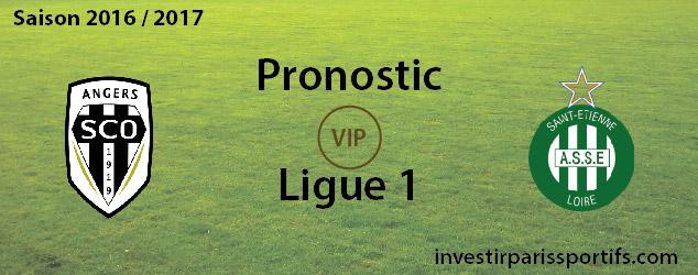 [VIP] Pari n°40 – Angers / ASSE – Ligue 1 [Déverrouillé]