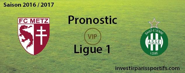 Pronostic investirparissportifs.com - Investir paris sportifs Metz ASSE