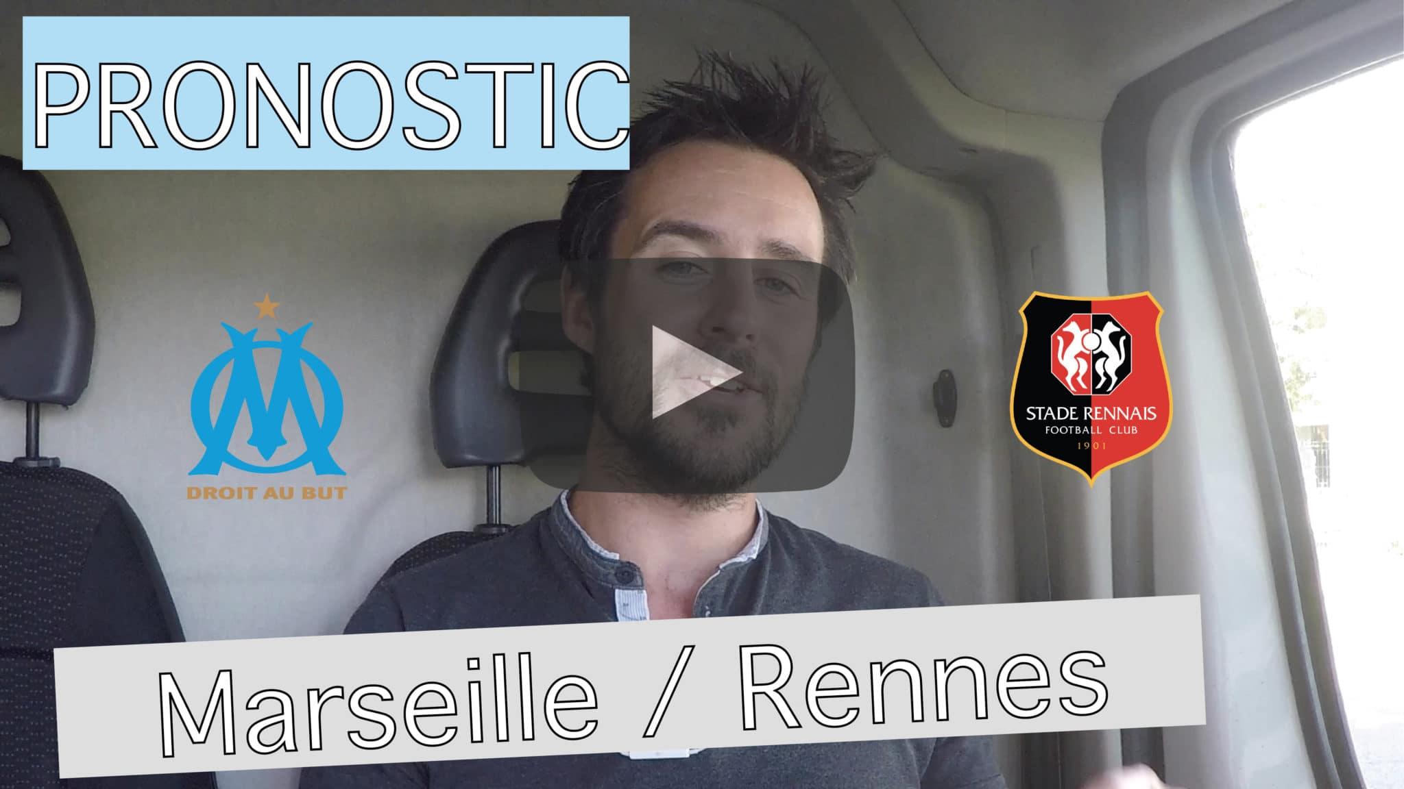 Pronostic 032 – Marseille / Rennes – Ligue 1