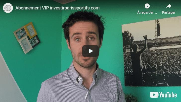 Abonnement pronostics VIP