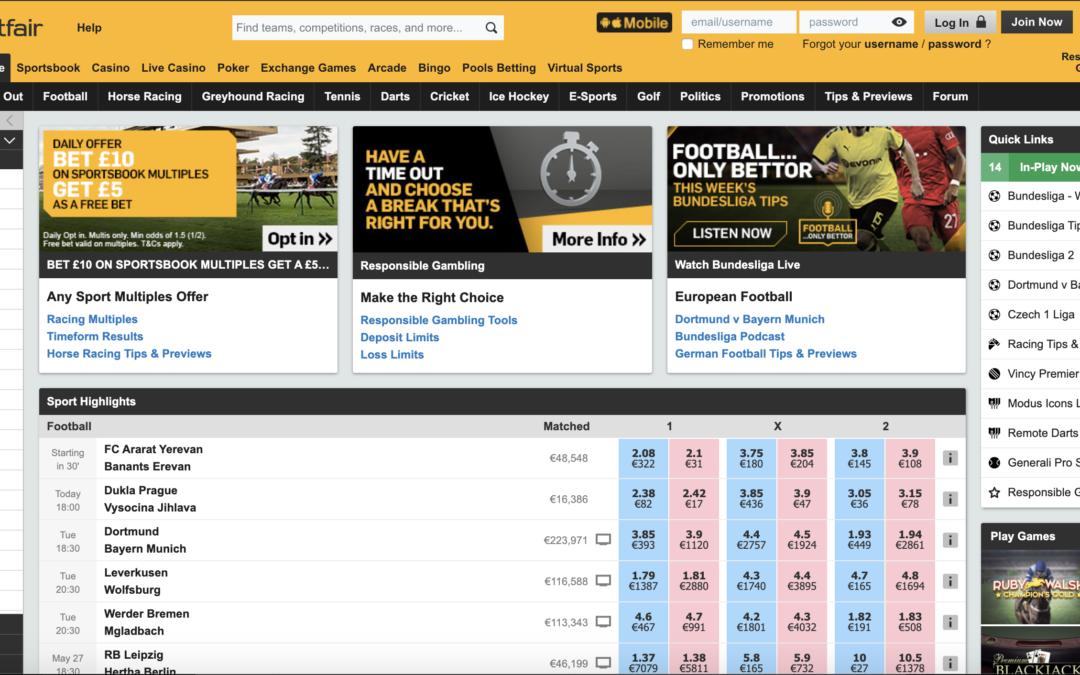 Tout comprendre sur Betfair, Betfair, betting exchange, trading sportif, investir paris sportifs, investirparissportifs.com